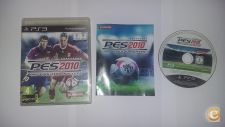 PES 2010 Pro Evolution Soccer 2010 - Original Ps3