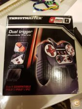 Thrustmaster 3-in-1 Dual Trigger Rumble Force NOVO!