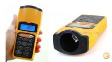 Medidor Distancias Laser Pointer Ultrasonic .