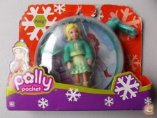 Polly Pocket - Bolas de Natal - Mattel 2007