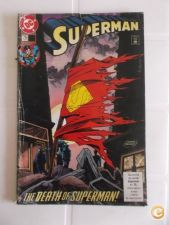 Superman nº75 - fac-simile