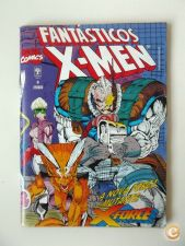 Fantasticos X-Men nº8