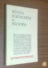 Revista portuguesa de filosofia - Fascs. 1-2 (JAN-JUN 1983)