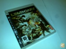 LEGENDARY - JOGO PS3 (JOGO PLAYSTATION 3)