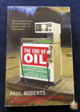 15. Livro The End of Oil , Paul Roberts