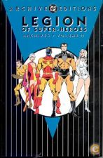 legion of super heroes archives volume 11