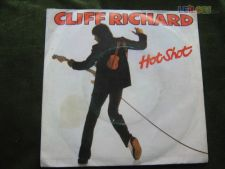 "CLIFF RICHARD-HOT SHOT-SINGLE 7""-45 RPM"