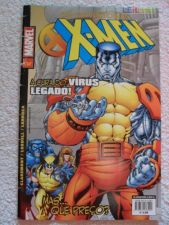 X-MEN A CURA DO VIRUS LEGADO Nº 44 DE 2003