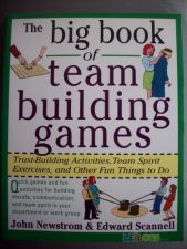 The Big Book of Team Building Games (Novo)