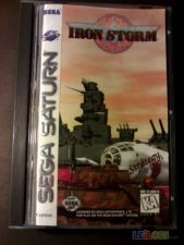 IRON STORM NTSC sss COMPLETO