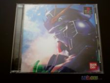 Mobile Suit Gundam Chars Counter Attack jp PS1 Completo