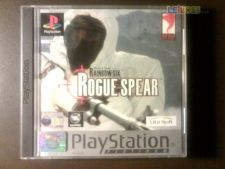 TOM CLANCY RAINBOW SIX ROGUE SPEAR PS1 COMPLETO