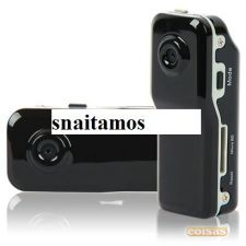 MD80 Mini camera video DV DVR btt carro mota envio 24h