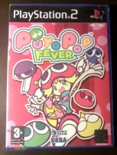 PUYO POP FEVER PS2 COMPLETO