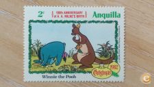 ANGUILLA - SCOTT 512    DISNEY   .