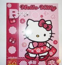 Cromos Hello Kitty Bcool