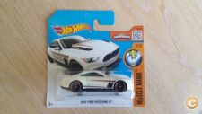 2016 HOT WHEELS - 2015 FORD MUSTANG GT            *NOVO*