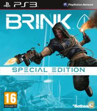 Brink Special Edition - NOVO Playstation 3
