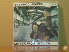 THE PROCLAIMERS - LETTER FROM AMERICA (vinil SINGLE)