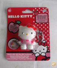 Hello Kitty - Porta chaves com luz