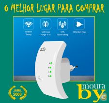 Repetidor 300 Mbps Wireless-N Router Wi-fi 802.11n/b/g Wi Fi