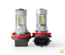 2x Lampada H8 LED Canbus High Power CREE Entrega Imediata