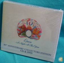 Queen - a night at the opera CD+DVD