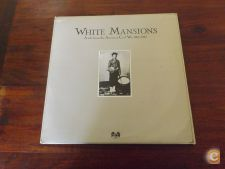 White Mansions -  A Tales From The American Civil LP + Livro