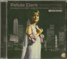 Petula CLARK Downtown CD Maverick 1-1073