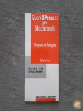 QuarkXPress 3.1 para Macintosh - guia do utilizador