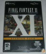 Final Fantasy XI Online - NOVO PC