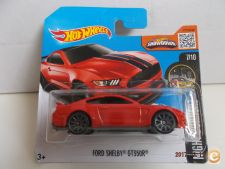 2016 Hot Wheels   087-2. Ford Shelby GT350R
