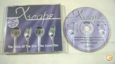 XSCAPE The arms of the one who loves you CD Single