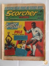 Scorcher and Score - 19 August 1972