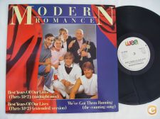"""MODERN ROMANCE Best Years Of Our LifeParts 1&2  12""""single"""