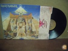 Iron Maiden - PowerSlave (VECEMI 1984 LP)