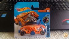 2017 HOT WHEELS - DOUBLE DEMON          NOVO