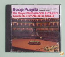 DEEP PURPLE_CONCERTO FOR GROUP AND ORCHESTRA. Com Ian Gillan