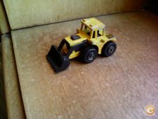 MATCHBOX SUPERFAST - TRACTOR SHOVEL