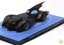 Miniatura 1:43 Low Cost Batman The Brave And The Bold