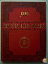 REVISTA - ILLUSTRADA [3 Vol. 1890/91/92]