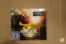 Adrian Belew (King Crimson) - Live at rockplast - 1cd+1dvd