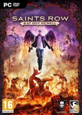 Saints Row Gat Out Of Hell - NOVO PC