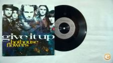 """HOTHOUSE FLOWERS Give It Up 7""""Single"""