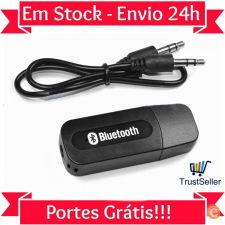 Z310 Adaptador Bluetooth USB Música Telemóvel Carro Aux MP3