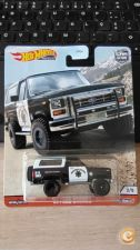 HOT WHEELS - REAL RIDERS ´85 FORD BRONCO    WILD TERRAIN