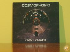"COSMOPHONIC - FIRST FLIGHT ""MIXED"" (cd ALBUM)"
