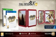 XBOX ONE - Final Fantasy Type-0 HD FR4ME Limited USADO/NOVO