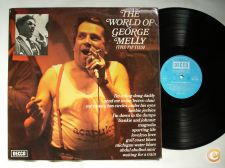 GEORGE MELLY  The World Of George Melly Vinil LP Jazz Decca