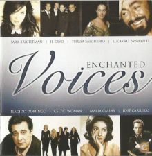 Enchanted Voices (2 CD)